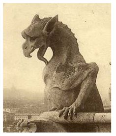the Royal Tombs of UR: Gothic~ The Gargoyles