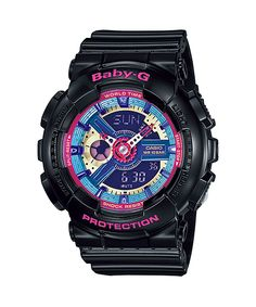 CASIO รุ่น Baby-G STANDARD ANALOG-DIGITAL BA-112-1A