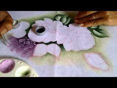 Violetas, com rosas parte 1 - YouTube