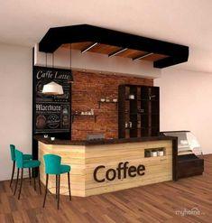 Small Coffee Shop, Coffee Shop Bar, Coffee Bar Home, Coffee Coffee, Coffee Bars, Starting A Coffee Shop, Coffee Maker, Roasters Coffee, Bunn Coffee