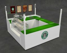 Coffee Carts and Kiosks by Cart-King...