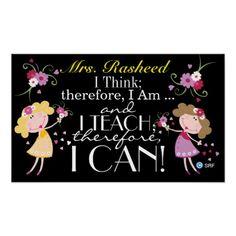 Quote Teacher Poster
