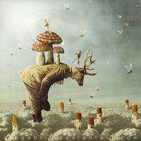 The Deerest Ones by KingaBritschgi