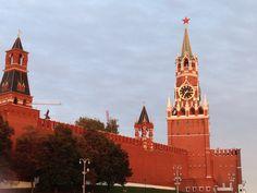 Red square Kremlin