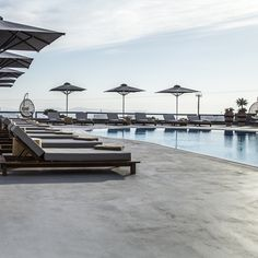 Water you doing? 😎 Maybe dreaming of sweet pool days? Then you have to discover My Mykonos! Mykonos Hotels, Pool Days, Summer Is Here, Greek Islands, Sun Lounger, Summertime, Boutique, Sweet, Water