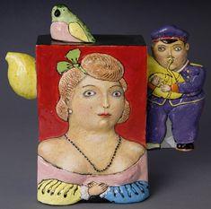 Teapot Botero