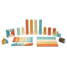 Tegu Wooden Block Se
