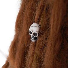 Dread bead Skull!