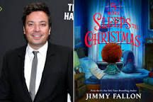 Jimmy Fallon channeled his love of Christmas into a children's book | EW.com Long Books, New Children's Books, Babies First Words, Listen To Christmas Music, Jimmy Fallon, Children In Need, Music Love, Book Authors, Toy Store