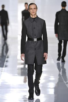 Awaiting the day when I can purchase something like this and not be judged... -- Dior Homme Fall-Winter 2013-14