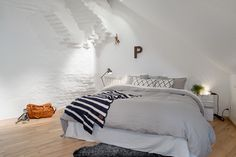 inspirational scandinavian bedrooms - Sök på Google