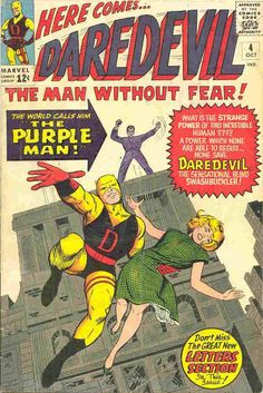 Daredevil, the Man Without Fear #4