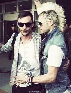 Jared and Shannon