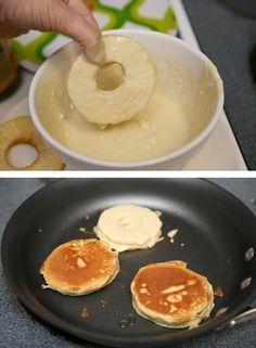 Frühstück - Die wichtigste Mahlzeit des Tages. Aber auf Dauer werden Müsli und Graubrot-Stullen einfach langweilig. Wenn dich Brötchen mit Marmelade kaum noch a...