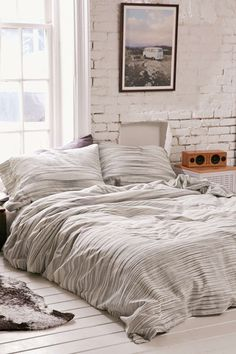 Sedona Space Dyed Duvet Cover - Urban Outfitters