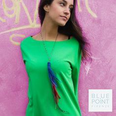 Collana JEHOLORNIS, Design by G.Boccafogli Scoprila ora > http://goo.gl/fTKDII