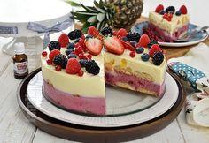 Desert Recipes, Deserts, Cakes, Pineapple, Cake Makers, Kuchen, Postres, Cake, Dessert Recipes