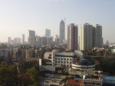Wuhan, China  lost count on how many trips during 2010 and 2011