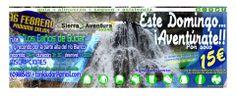 """DATOS 5ª SALIDA: AVENTÚRATE del 16 de Febrero 2014 Todos los detalles:http://www.gudarsierraaventura.com/los-canos-de-gudar ruta: """"Los Caños de Gúdar"""" recorrido:13Km. duración: 3h30' desnive: +300 y -300, cota maxima: 1.735m. y cota minima de 1.438m. de altitud incluye: Guía + Almuerzo + Seguro + Asistencia.  Inscripciones: e-mail: tonigudar@gmail.com y/o tel: 609885451 recibe todas nuestras ofertas! Suscripción: https://www.gudarsierraaventura.com/suscribete"""