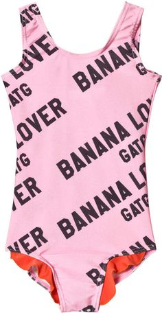 2a464f3e8f137 Gardner And The Gang Pink The Pretty Swimsuit Banana Lover Gardner And The  Gang, Pretty