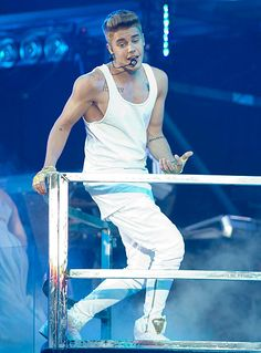Buff Bieber performing in Poland! #sexy #amazing #swagy