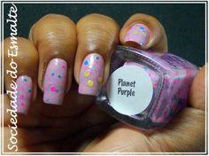 Planet Purple - Glam Polish