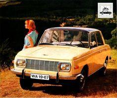 Wartburg 353 (East Germany)