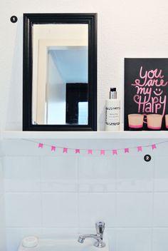 bathroom makeover #bathroom #decor #DIY