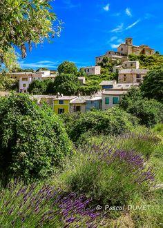AHPE67 - Village de Saint-Jurs - Alpes de Haute Provence 04