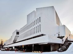 Mi Moleskine Arquitectónico: ALVAR AALTO: FINLANDIA HALL