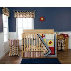 "Trend Lab Elephant Parade 6-Piece Crib Bedding Set - Trend Lab - Babies ""R"" Us"
