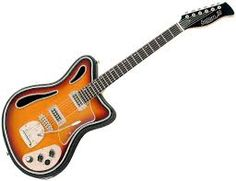 italian electric guitar - Google 検索