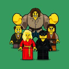 LEGO Princess Bride