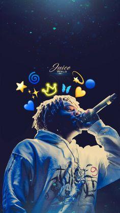 Rapper Wallpaper Iphone, Hype Wallpaper, Iphone Wallpaper Images, Cute Wallpapers, Juice Quotes, Juice Rapper, Just Juice, Rapper Art, Hip Hop Art