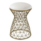 Found it at AllModern - Applegate Wire Mesh Forms Stool