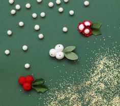 Felt Flower Accessories and gifts for littles. Holiday Fashion, Holiday Style, Holiday Photos, Felt Flowers, Berry, Little Girls, Christmas, Gifts, Holiday Pictures