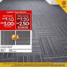 Other for sale, in Klang, Selangor, Malaysia. Make your whole room look more interesting by Carpet Tiles! Quality Carpet Tiles - Get huge savin
