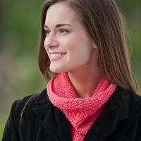 Diamond Dust Cowl or Infinity Scarf  - via @Craftsy