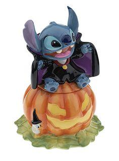 Stitch the Vampire Cookie Jar