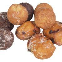chocolate donut holes