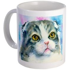 Scottish Fold Mug