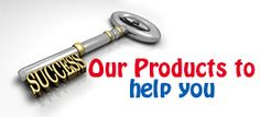 Our products help you