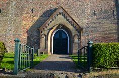 Welkom in de Sint Joris Tsjerke van Easterbierrum