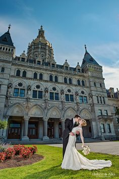 The Bond Ballroom of Hartford CT Wedding Photos