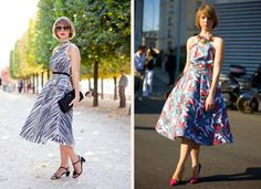 Vika Gazinskaya. dresses. print, cut, lines