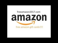 Free Amazon Gift Cards 2017