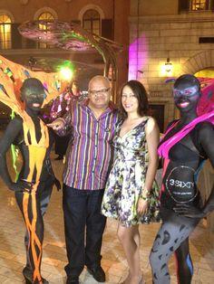 Launch of 3Sixty Liquid Lounge at Montecasino