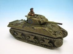 Rust and the City: Showcase: 11th Armoured Division Command Shermans - excellent Sherman weathering