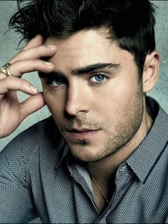 Zac in Glamour UK ~ June 2014 issue ~ page 2 ~ Digital Scan