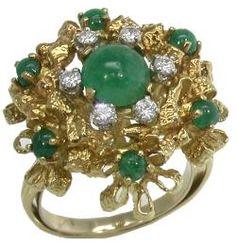 Rings | New York Estate Jewelry | Israel Rose